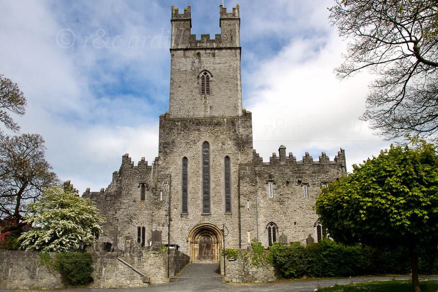Photo of Limerick St Mary`s Cathedral - D04065