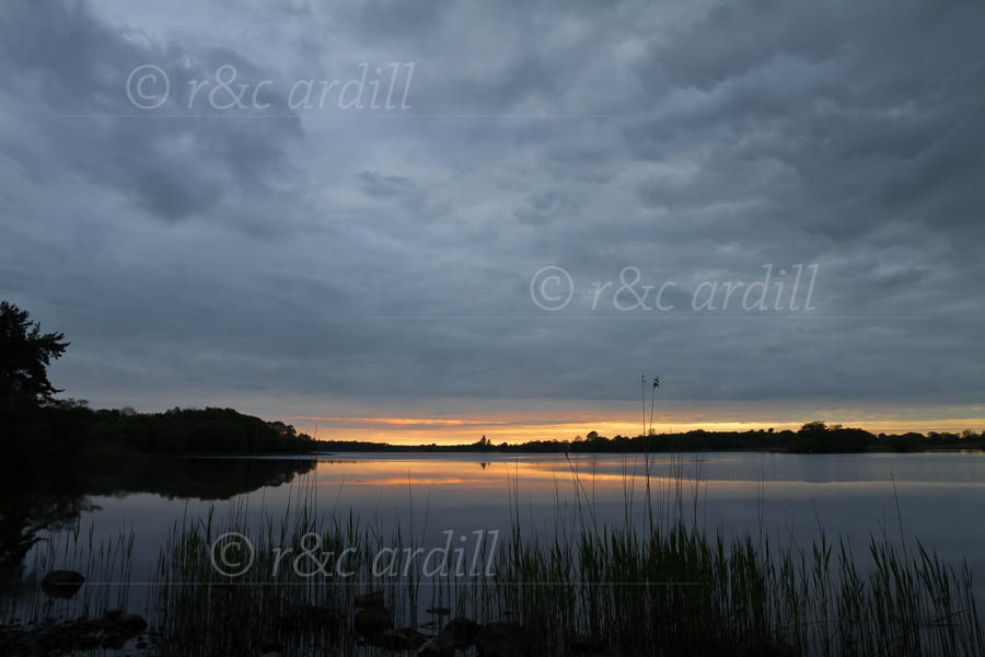 Photo of Clare Doon Lough - D04388
