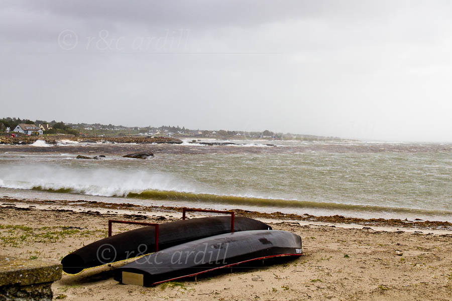 Photo of Galway Spiddal Storm - D05404