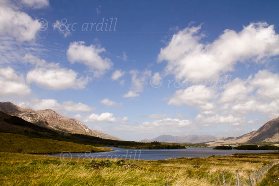 Photo of Connemara Lough Inagh - D05679