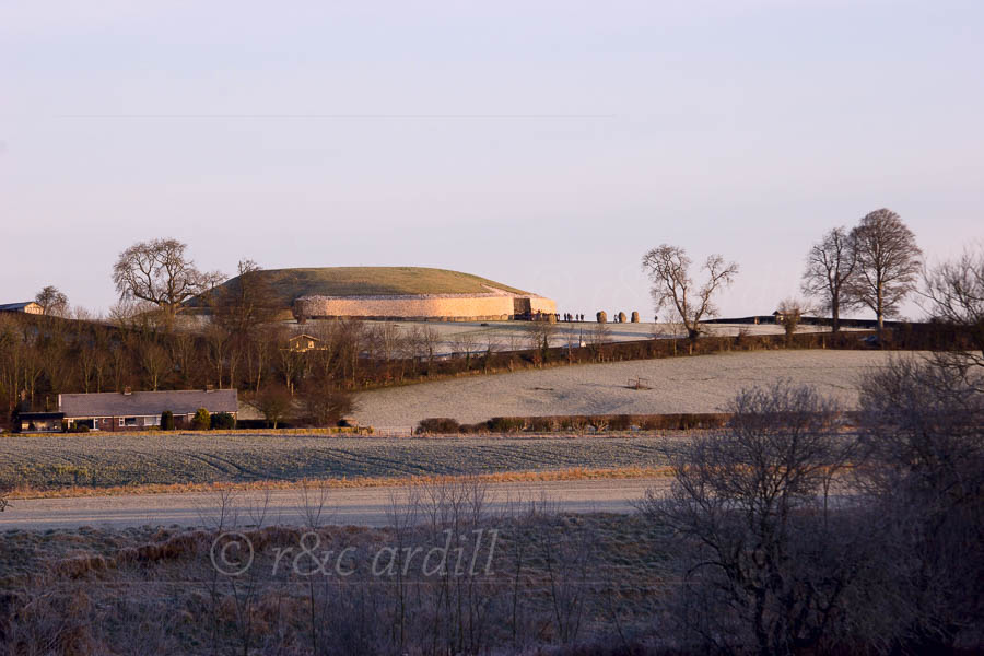 Photo of Newgrange Winter Solstice - M19063