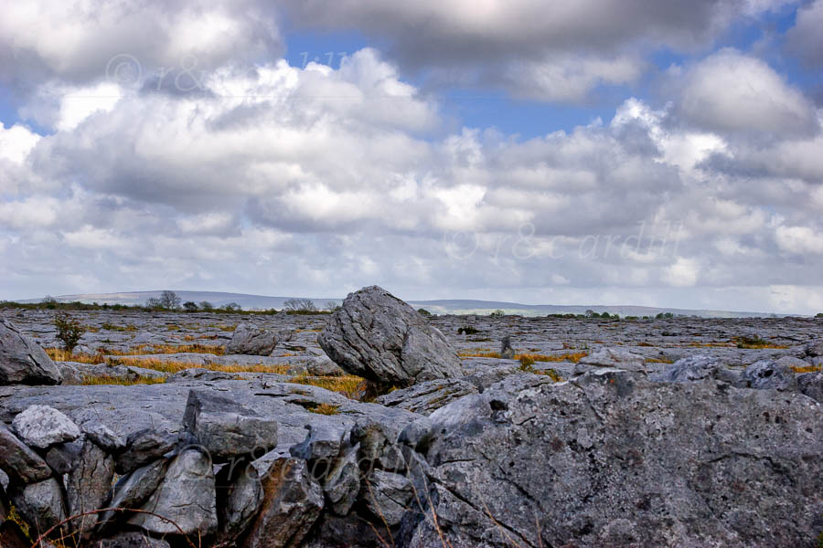 Photo of Clare Burren Rockscape - M25074