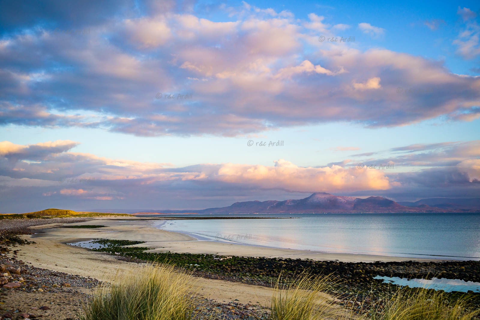 Photo of Mayo Mulranny Strand Evening - R03933