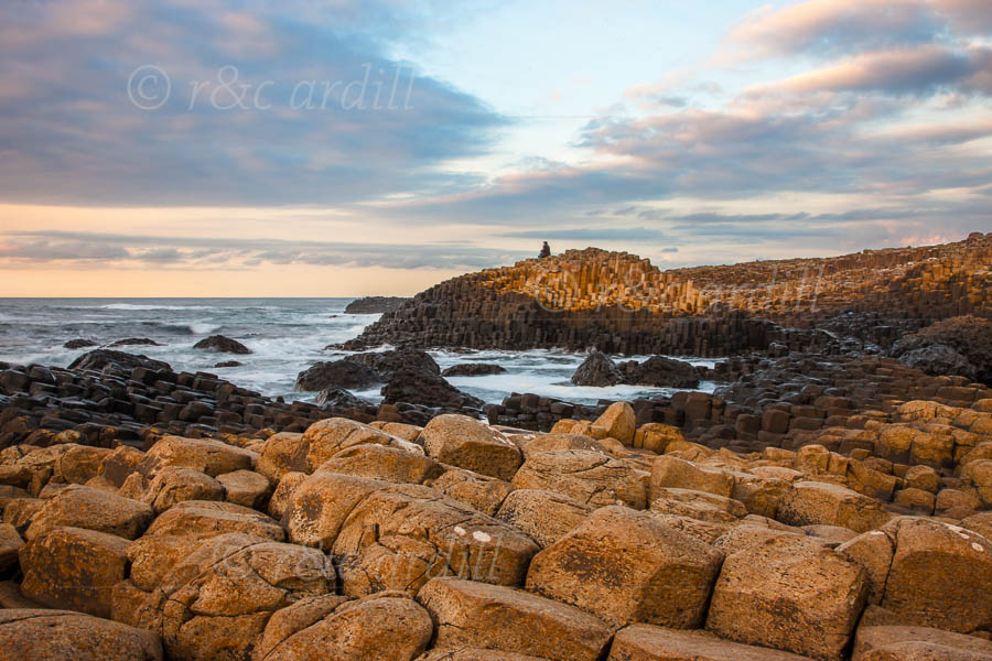Photo of Antrim Giants Causeway - T38886