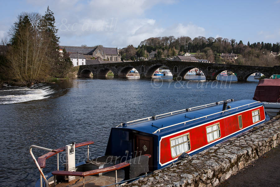 Photo of Kilkenny Graignamanagh River - T39567