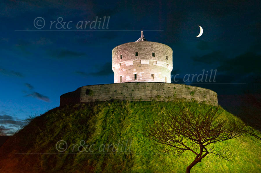 Photo of Drogheda Millmount Tower - W25041