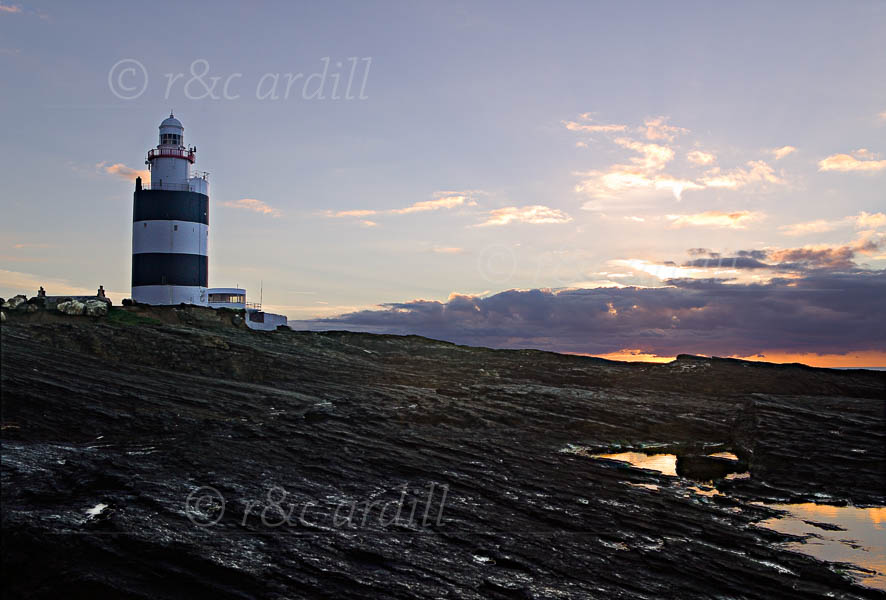 Photo of Wexford Hook Head at Sunrise - W28740