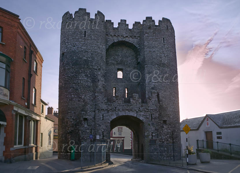 Photo of Drogheda St Lawrence Gate - W30716
