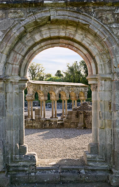 Photo of Louth Mellifont Abbey - W31487