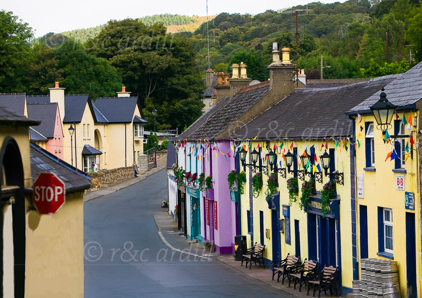 Photo of Wicklow Avoca Main Street - W33503