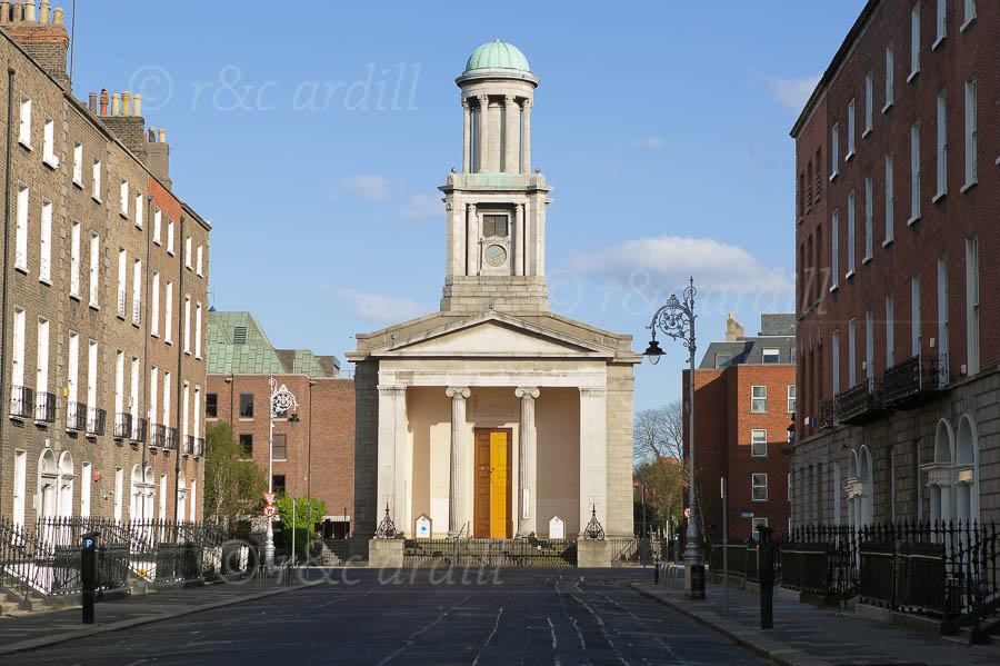Photo of Dublin Pepper Canister Church - W41428