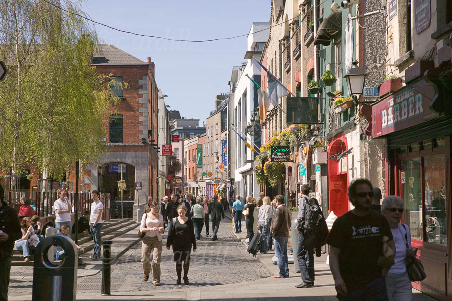 Photo of Dublin Temple Bar - W41598