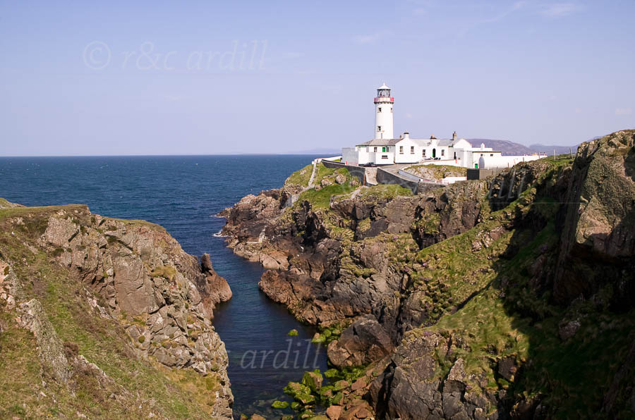 Photo of Donegal Fanad Lighthouse - W42277