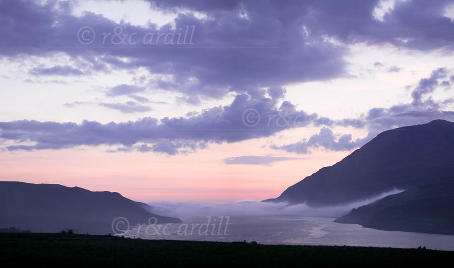 Photo of Killary Harbour - W42829