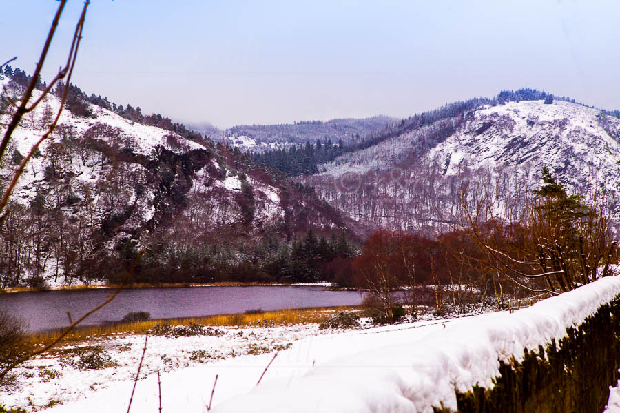 Photo of Wicklow Glendalough Lower Lake - W45203
