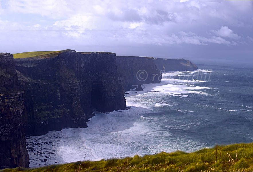 Photo of Clare Cliffs of Moher - W46795