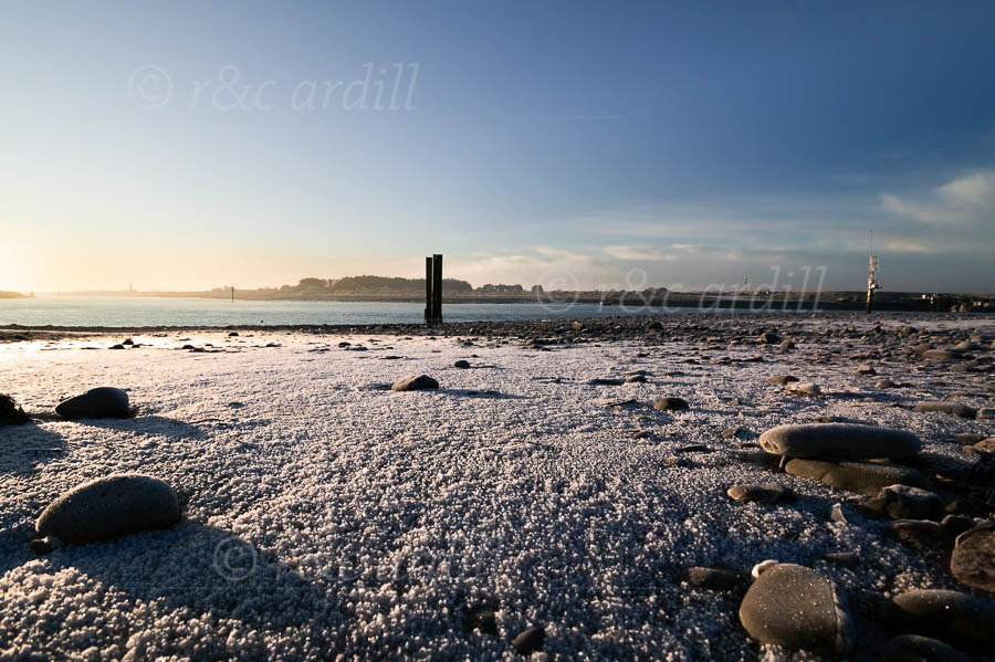 Photo of Louth Baltray in Winter - W50855