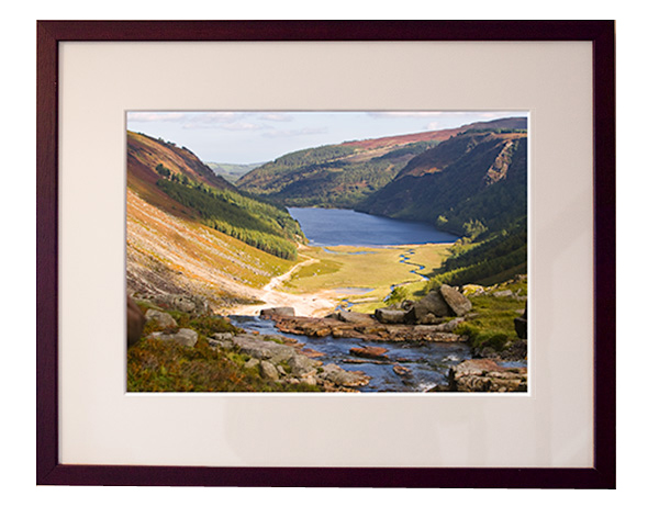Sample Framed Print