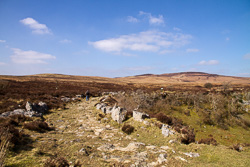 Photograph of Cuilcagh Mountains - D03012