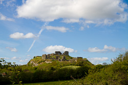 Photograph of Laois Rock of Dunamase - D03926