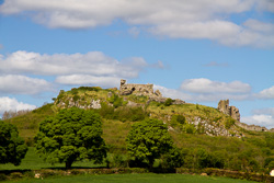 Photograph of Laois Rock of Dunamase - D03932