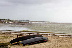 Photograph of Galway Spiddal Storm - D05404
