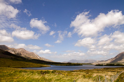 Photograph of Connemara Lough Inagh - D05679