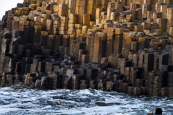Photograph of Antrim Giants Causeway - D12473
