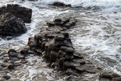 Photograph of Antrim Giants Causeway - D12476