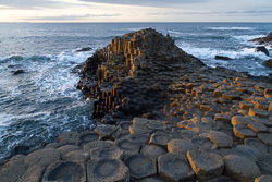 Photograph of Antrim Giants Causeway - D12491