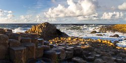 Photograph of Antrim Giants Causeway Afternoon - D12920