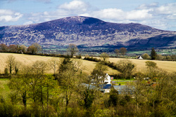 Photograph of Kilkenny Blackstairs Mountains - D14822