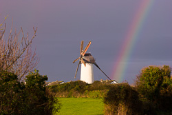 Photograph of Dublin Skerries Windmill - M01510