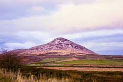 Photograph of Wicklow Sugarloaf Mountain - M02877