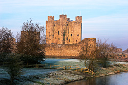 Photograph of Trim Castle Early Morning - M11550