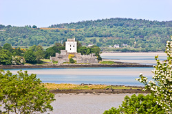 Photograph of Donegal Doe Castle and Inlet - M21263
