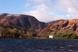 Photograph of Gougane Barra - M29836