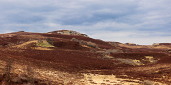 Photograph of Cuilcagh Mountains - T24993