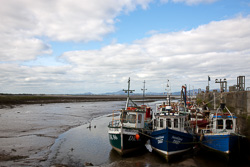 Photograph of Louth Annagassan Harbour - T25675