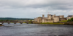 Photograph of Limerick King Johns Castle - T25866