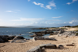 Photograph of Connemara  Cashla Bay - T27250