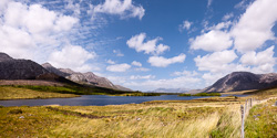 Photograph of Connemara-Lough-Inagh - T27666