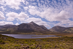Photograph of Connemara Lough Inagh - T27680