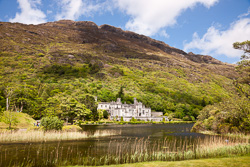 Photograph of Galway Kylemore Abbey - T27745