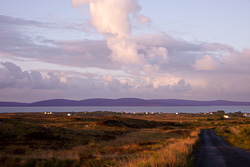 Photograph of Galway Bay at Dawn - T28178