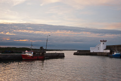 Photograph of Dublin Balbriggan Harbour - T28869