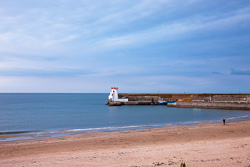 Photograph of Dublin Balbriggan Lighthouse - T28901