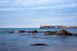 Photograph of Dublin Balbriggan Lighthouse - T28918