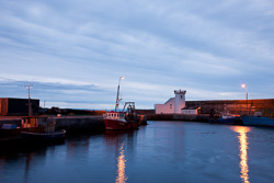 Photograph of Dublin Balbriggan Harbour - T28940