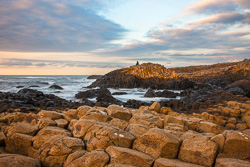 Photograph of Antrim Giants Causeway - T38886